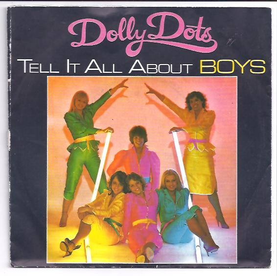 "DOLLY DOTS ""Tell it all about boys"""