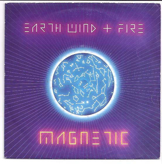 "EARTH, WIND & FIRE ""Magnetic"""