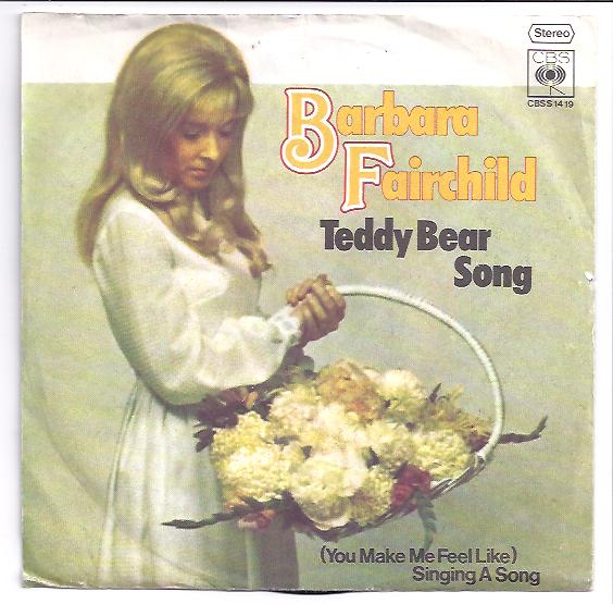"BARBARA FAIRCHILD ""Teddy Bear song"""