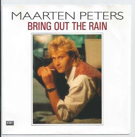 "MAARTEN PETERS ""Bring out the rain"""