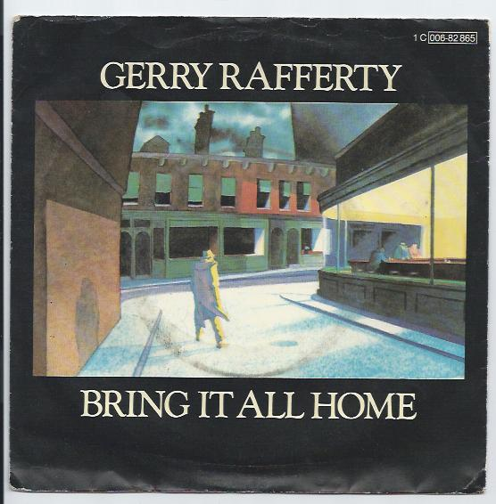 "GERRY RAFFERTY ""Bring it all home"" (d)"
