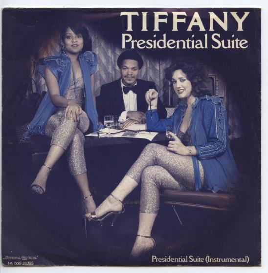 "TIFFANY ""Presidential suite"""
